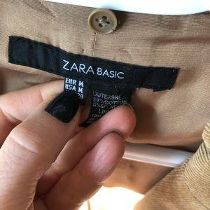 Zara Jackets & Coats - Tan corduroy blazer